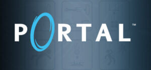 portal game header used as featured image in the post of portal game review