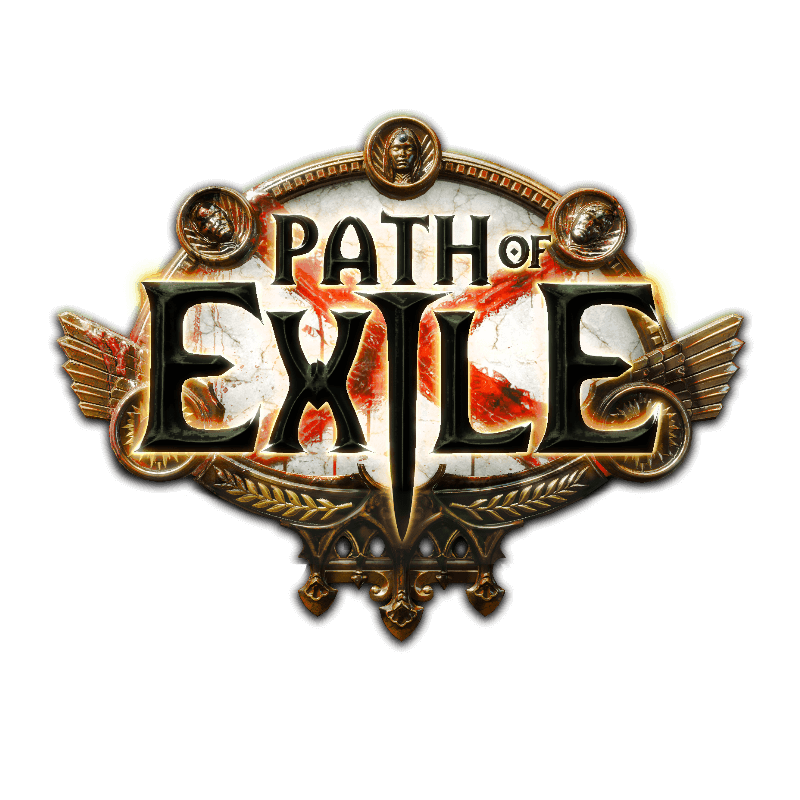 Path of Exile logo used as a featured image for the post of Path of Exile Game Review